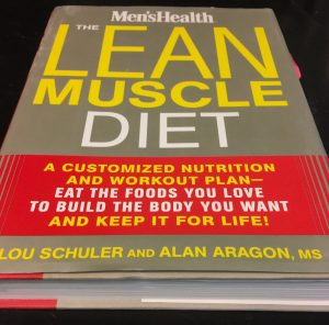 Book Lean Muscle DIet