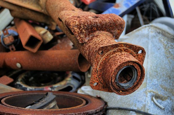 content marketing can become a rusty mess without content strategy