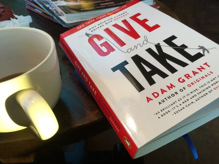 adam grant book give and take