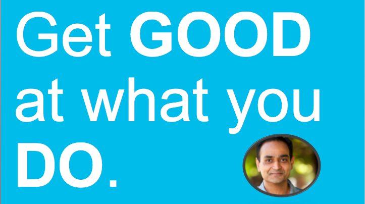 Avinash Kaushik Quote MozCon 2013 on public speaking takeaways